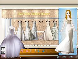Euro Style Wedding Dresses