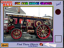 FanFair Hidden Objects