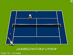 Gamezastar Open Tennis