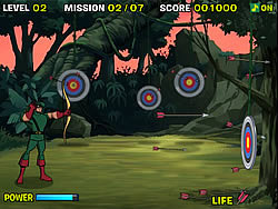 Green Arrow – Last Man Standing