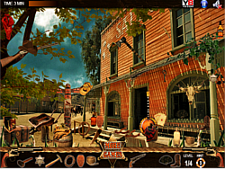Gun Town Hidden Objects
