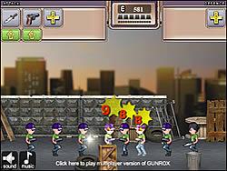 GUNROX – Gang Wars
