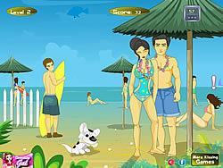 Hawaiian Beach Kiss