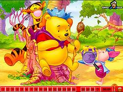 Hidden Numbers – Winnie The Pooh