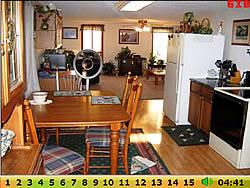 Hidden Numbers Living Room III