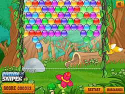 Jungle Bubble