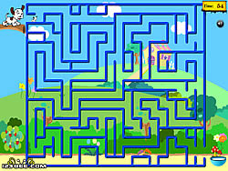 Maze Game – Game Play 15
