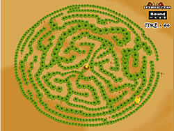 Maze Game – Game Play 1: Find The Chicken
