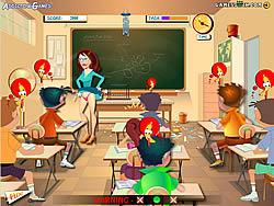 Naughty Classroom