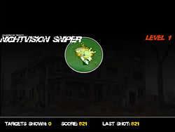 Night Vision Sniper
