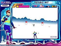 Snowboard Sprint