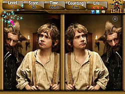 The Hobbit – Spot the Difference