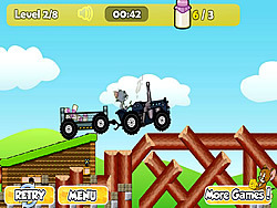 Tom and Jerry Tractor 2