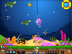 Underwater Fishing