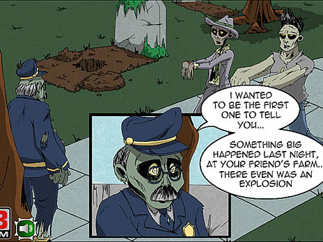 Zombie Society 1
