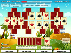 CardMania Golf Solitaire