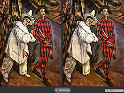 Cezanne Differences
