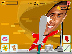 Chris Brown Punch