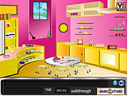 Cooking Room Escape
