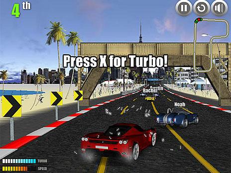 Cruisin 2 Multiplayer