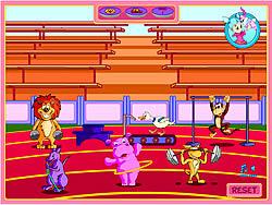Cute Animal Olympics