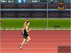 Olympic 2012 – Running Race